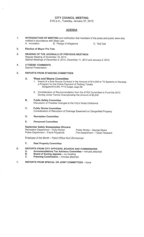 IOP Council agenda 1-27-20150001