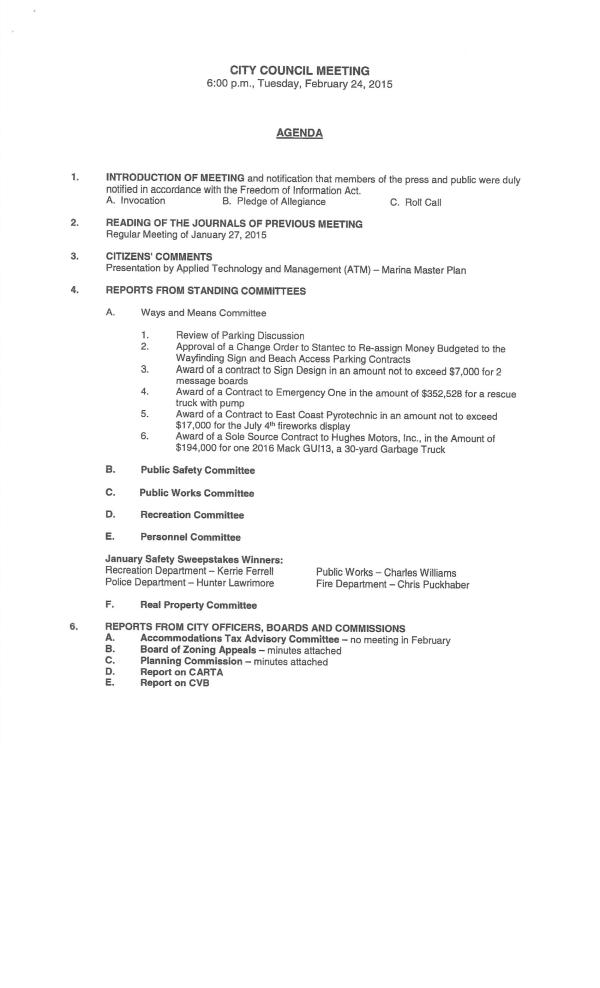 IOP Council Agenda Feb 24, 20150001