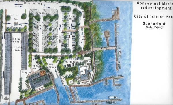 IOP Marina Plan A