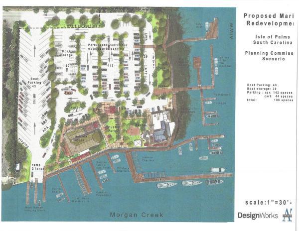 IOP marina Plan C