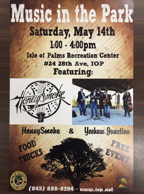 IOP music in the park 2016